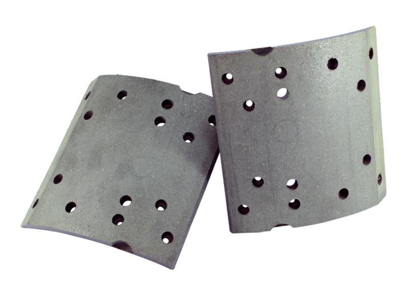 Brake Lining Measurements : Dc t brake lining std aeps trading